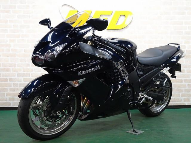 カワサキ ZZ-R1400 マレーシア仕様 2008年モデル アールズギアワイバンフルエキの画像(大阪府