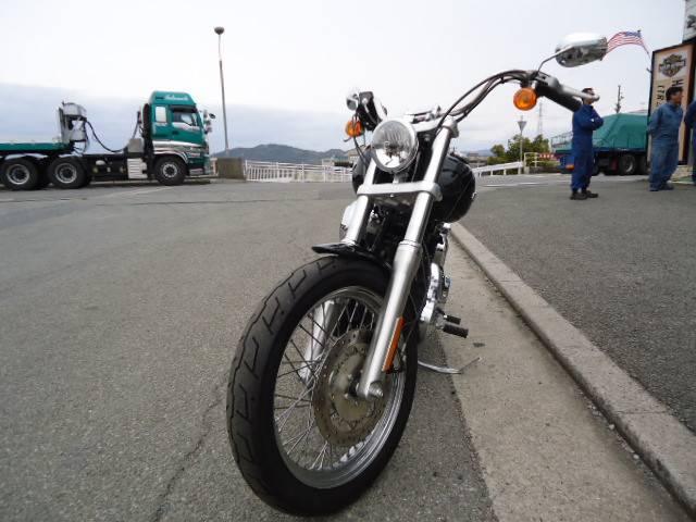 HARLEY-DAVIDSON FXDCの画像(兵庫県