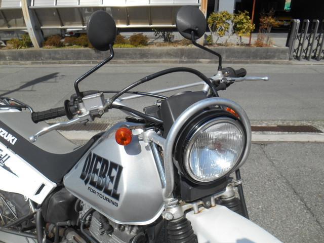 スズキ ジェベル200の画像(兵庫県