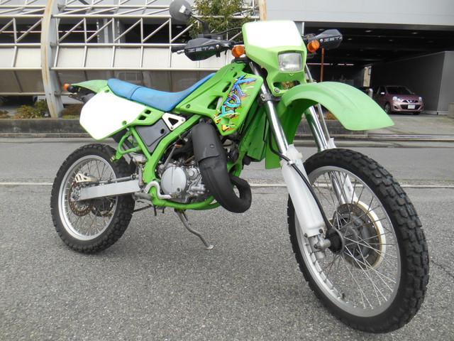 カワサキ KDX125SRの画像(兵庫県