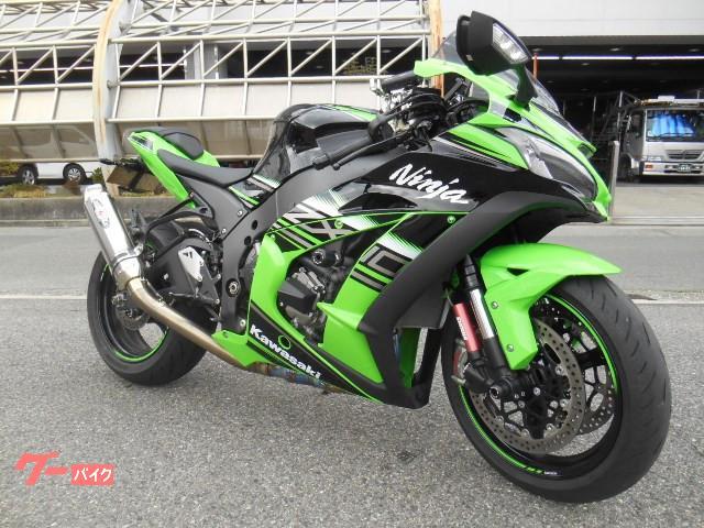 Ninja ZX−10R ABS KRT Edition