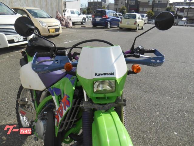 カワサキ KDX220SRの画像(兵庫県