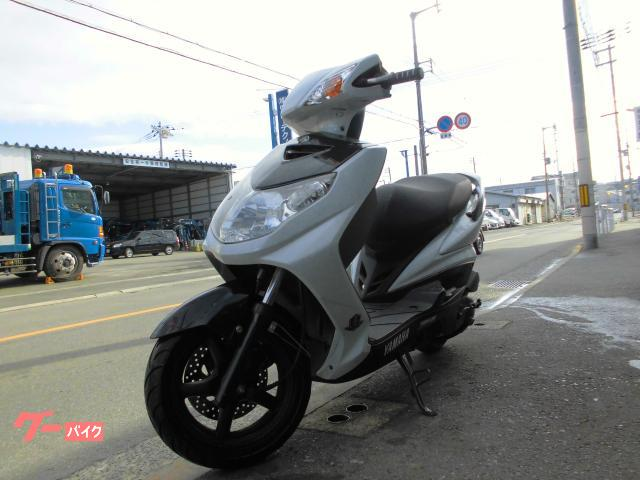 ヤマハ シグナスX SR アニバーサリー2型 スペアキー付き Fタイヤ新品の画像(大阪府