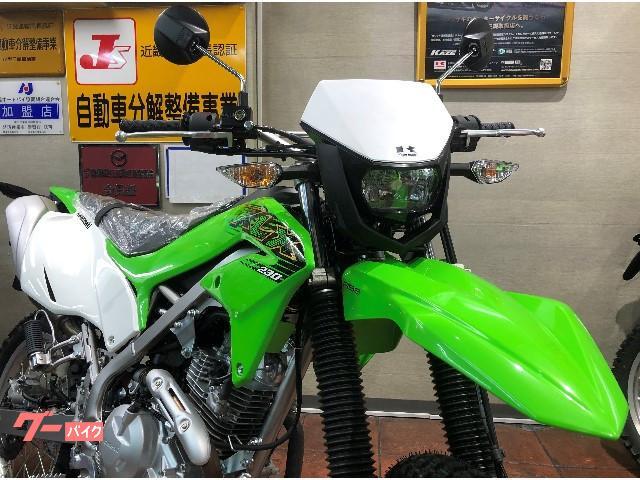 カワサキ KLX230 2020年モデル新車 LEDヘッドライトカスタムの画像(大阪府