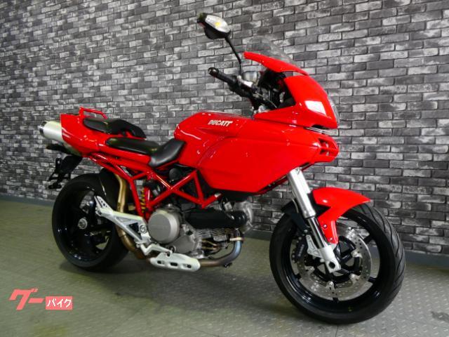 ムルティストラーダ1100S ETC