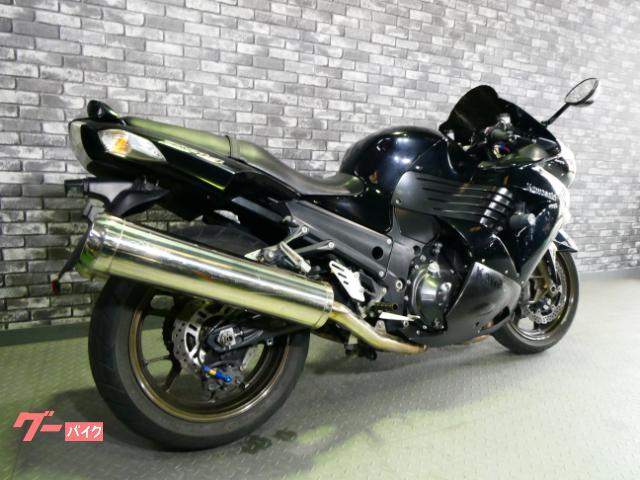 カワサキ ZZ-R1400 ステップ社外 スタンド社外 スライダーの画像(大阪府