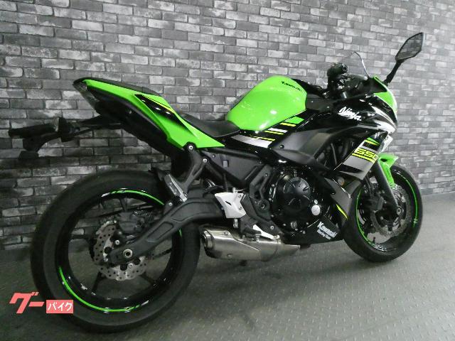 カワサキ Ninja 650 ABSの画像(大阪府