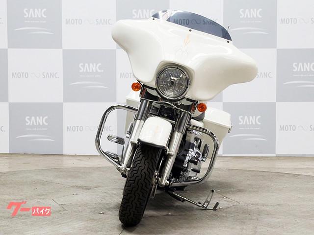 HARLEY-DAVIDSON FLHX ストリートグライド 105周年モデル グーバイク鑑定車の画像(兵庫県