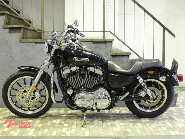 HARLEY-DAVIDSON XL1200L ロー エンジンガードの画像(兵庫県