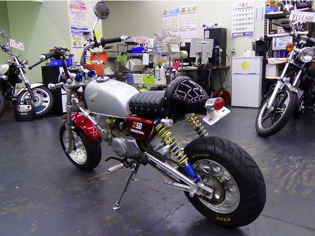 ホンダ モンキー フルカスタム 80ccの画像(大阪府