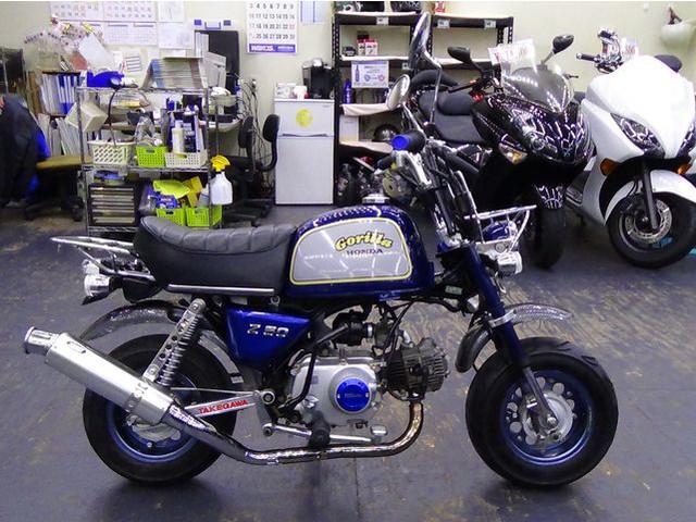 ホンダ ゴリラ 1989年式 Z50J型 カスタムの画像(大阪府