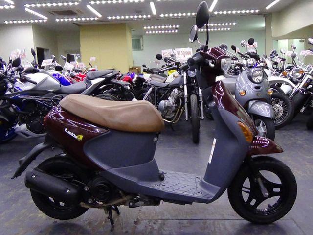 スズキ レッツ4 2013年 FI 前後タイヤ新品の画像(大阪府