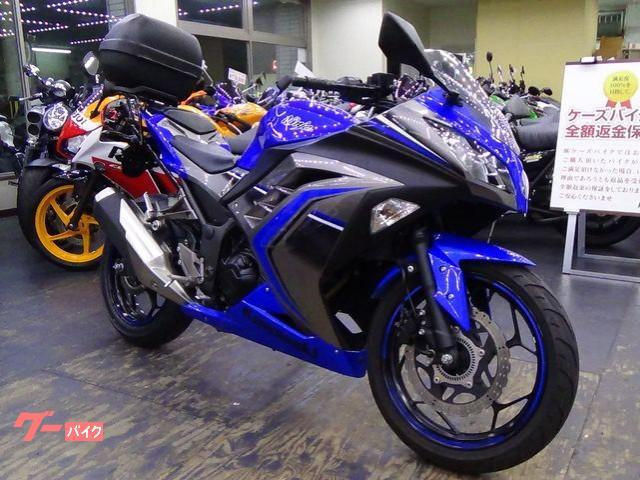 カワサキ Ninja 250 ABS スペシャルエディション ワンオーナーの画像(大阪府
