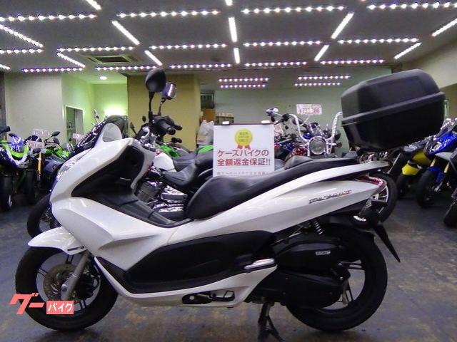 ホンダ PCX150 リアキャリア GIVIモノロックリアボックス Rタイヤ新品他の画像(大阪府