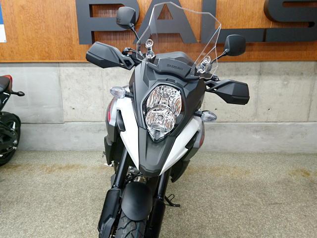 スズキ V-ストローム1000 ABS 最新モデル 国内仕様の画像(京都府