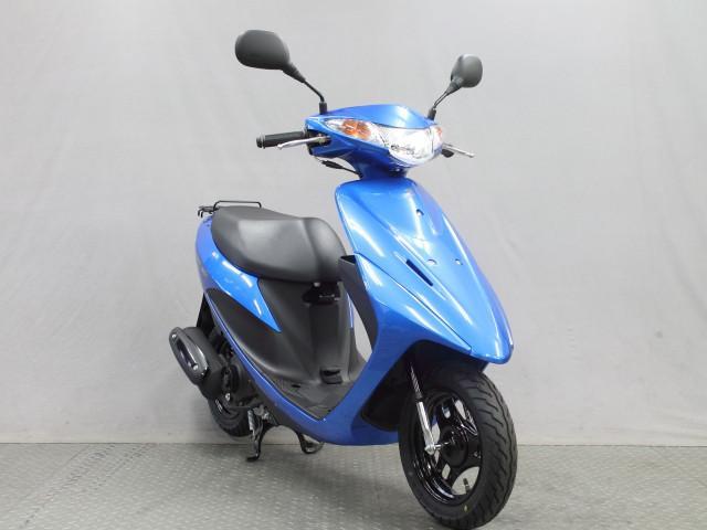 スズキ アドレスV50 最新モデル 国内生産 新車の画像(京都府