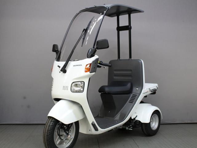 ホンダ ジャイロキャノピー 最新モデル 新車の画像(京都府