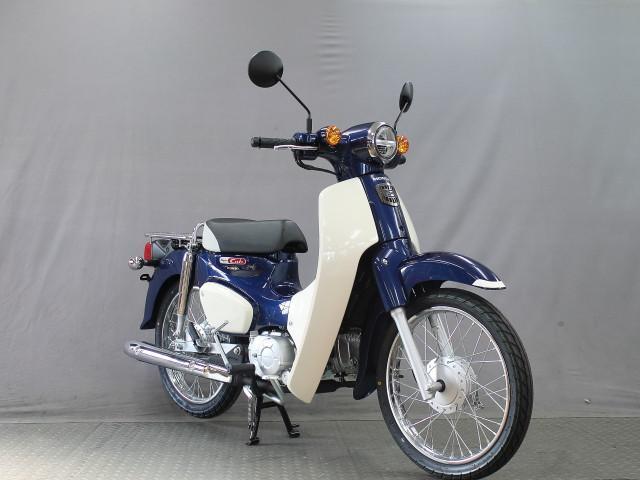 ホンダ スーパーカブ110 国産 最新モデル 新車の画像(京都府