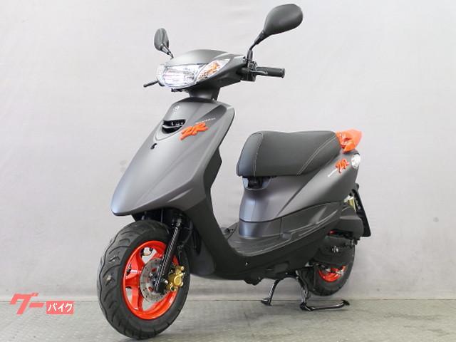 ヤマハ JOG ZR 17年モデル 新車の画像(京都府