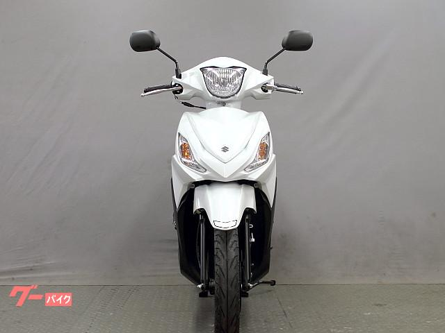 スズキ アドレス110 20年モデル 国内仕様 新車の画像(京都府