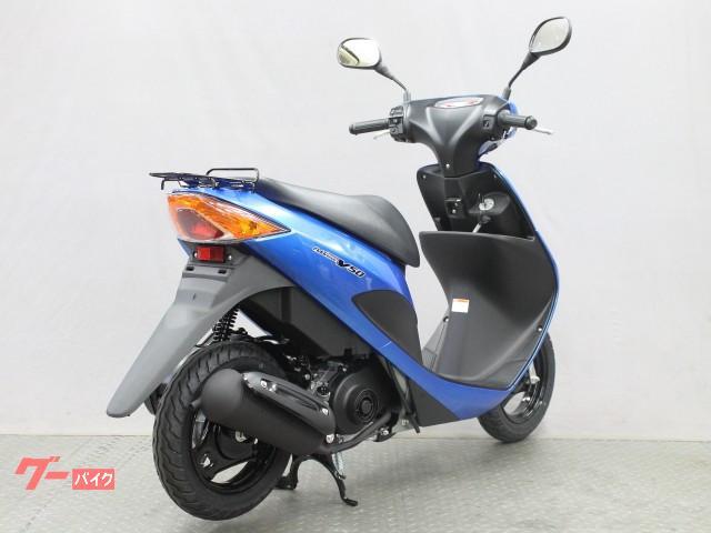 スズキ アドレスV50 19年モデル 最新 新車の画像(京都府