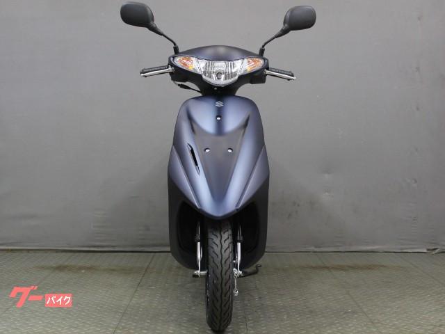スズキ アドレスV50 21年モデル 最新 新車の画像(京都府