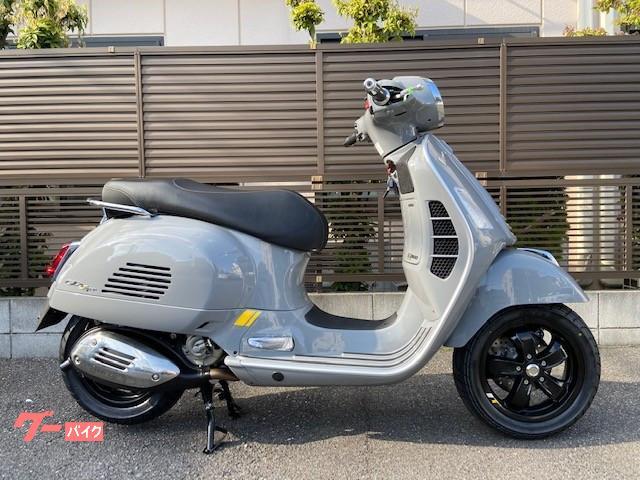 VESPA GTSスーパーテック300 ピアッジオグループジャパン正規輸入モデルの画像(大阪府