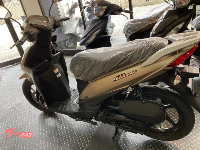 スズキ アドレス110 2020年 M0モデル 新車の画像(大阪府