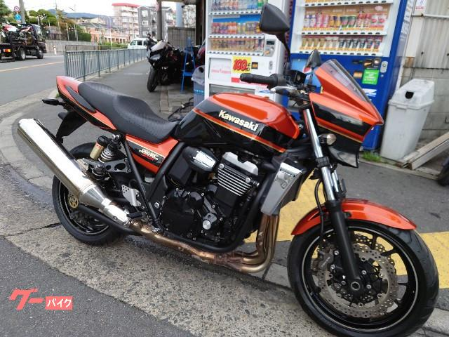 ZRX1200 DAEG オールペイント