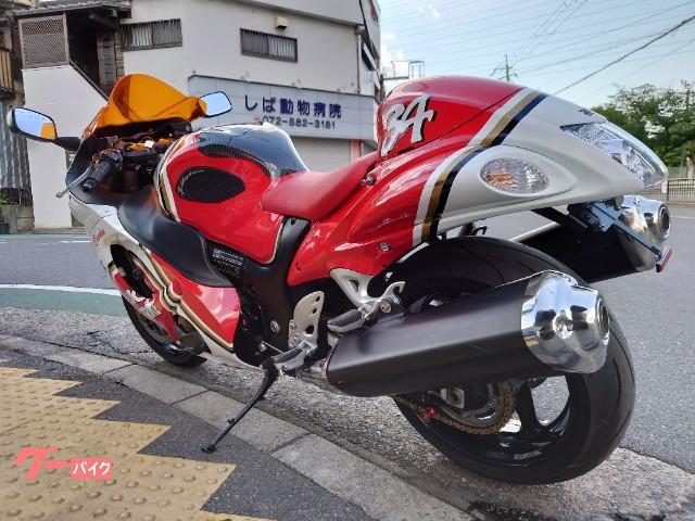 スズキ GSX1300Rハヤブサ ラッキーストライク外装の画像(大阪府