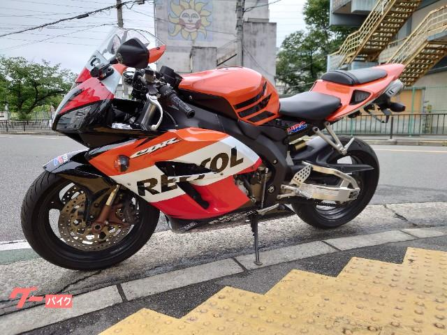 ホンダ CBR1000RR レプソル逆車アクラポスリップオンの画像(大阪府