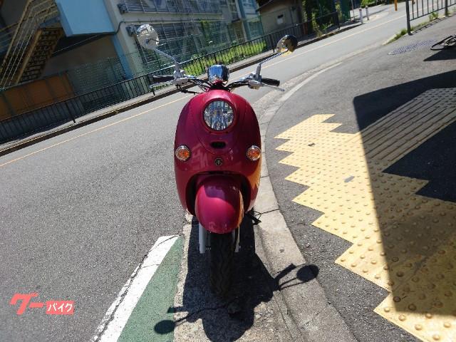 ヤマハ ビーノ SA37J型インジェクション セキュリティ付きの画像(大阪府