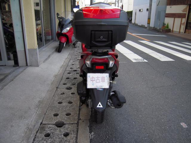 ヤマハ トリシティの画像(大阪府