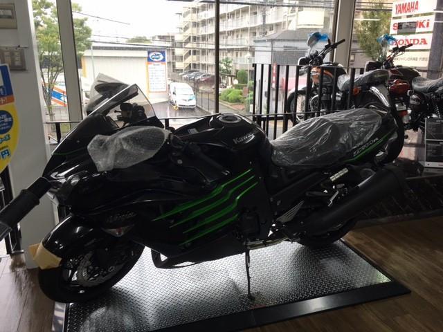 カワサキ Ninja ZX-14R ABSの画像(兵庫県