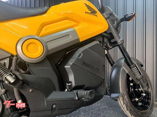 ホンダ NAVI110 最新ネイキッドスクーター オンロードスタイルモデルの画像(京都府