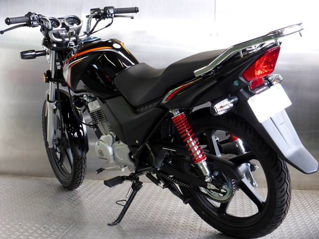 ホンダ CBF125 新車 LEDヘッドライト装着 スポーツネイキッドの画像(京都府
