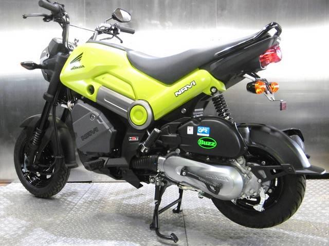 ホンダ NAVI110 アンダーBOX装備 オンロードスタイリングの画像(京都府