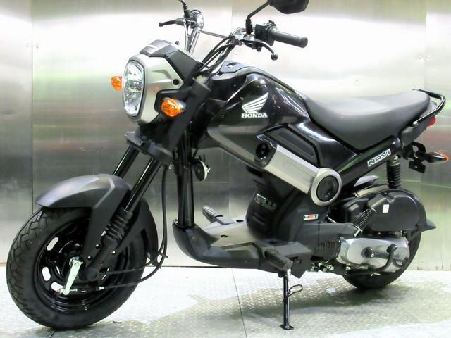ホンダ NAVI110 サイドスタンド装着モデル オンロードスタイルSPLの画像(京都府
