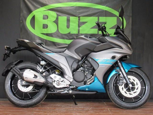 ヤマハ FZ250フェーザー BLUECOREエンジン 日本未発売
