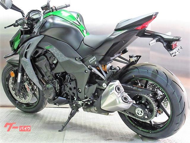カワサキ Z1000 ABS R Edition 正規ブライト オーリンズサスペンションの画像(京都府
