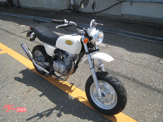 ホンダ Ape100 オーバーレーシング 2002年登録の画像(兵庫県