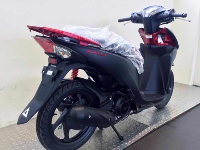ホンダ Dio110 新車 現行最新モデル 新色ツートーンの画像(兵庫県