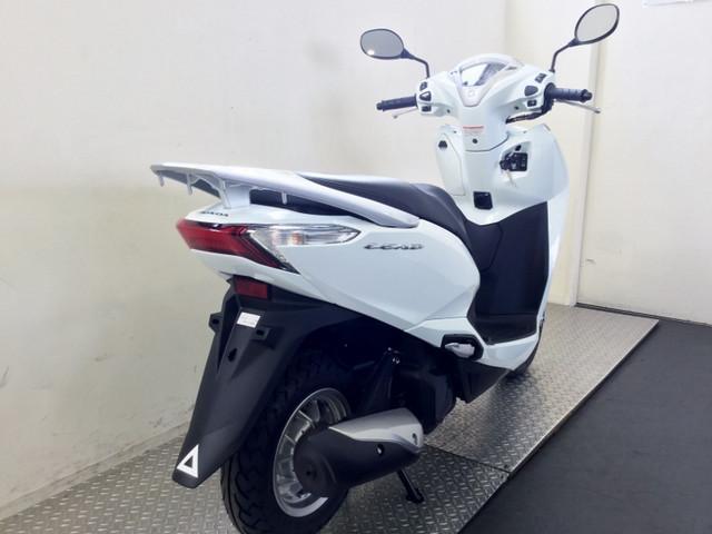 ホンダ リード125 新車 2018年モデル LEDヘッドライト搭載の画像(兵庫県