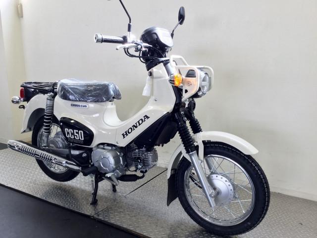 ホンダ クロスカブ50 新車 2018年モデル 国内生産品の画像(兵庫県