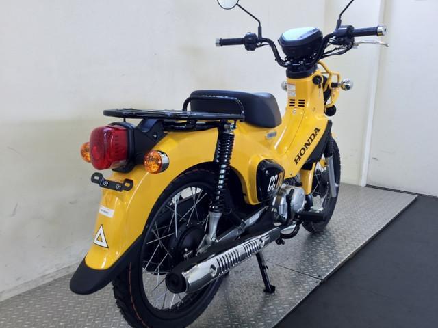 ホンダ クロスカブ110 新車 2018年モデル 国内生産品の画像(兵庫県