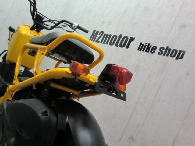 ホンダ ズーマー 分解整備済み バッテリー・タイヤ新品の画像(大阪府