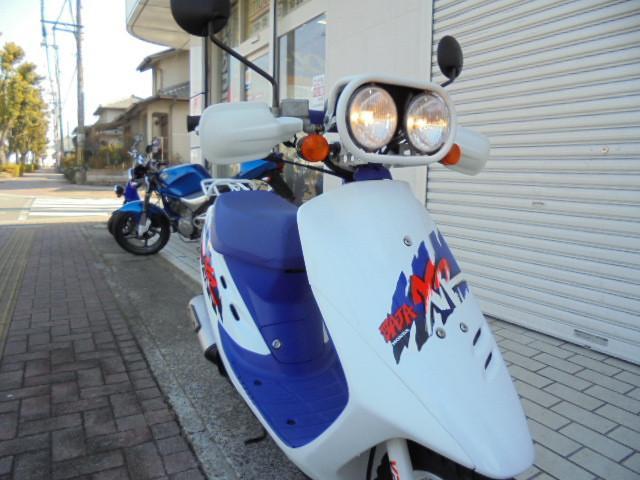 ホンダ スーパーDio BAJA 各部点検交換済ノーマル車の画像(兵庫県