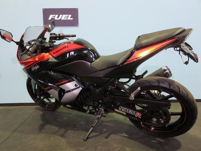 カワサキ Ninja 250R SEモデルの画像(大阪府