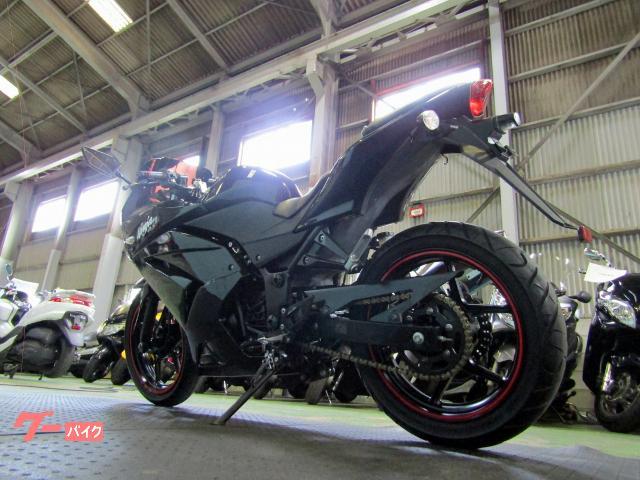 カワサキ Ninja 250R ヨシムラマフラーの画像(大阪府