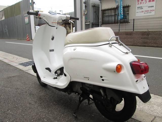 ホンダ ジョルカブ タイヤ前後新品 ノーマル車の画像(大阪府